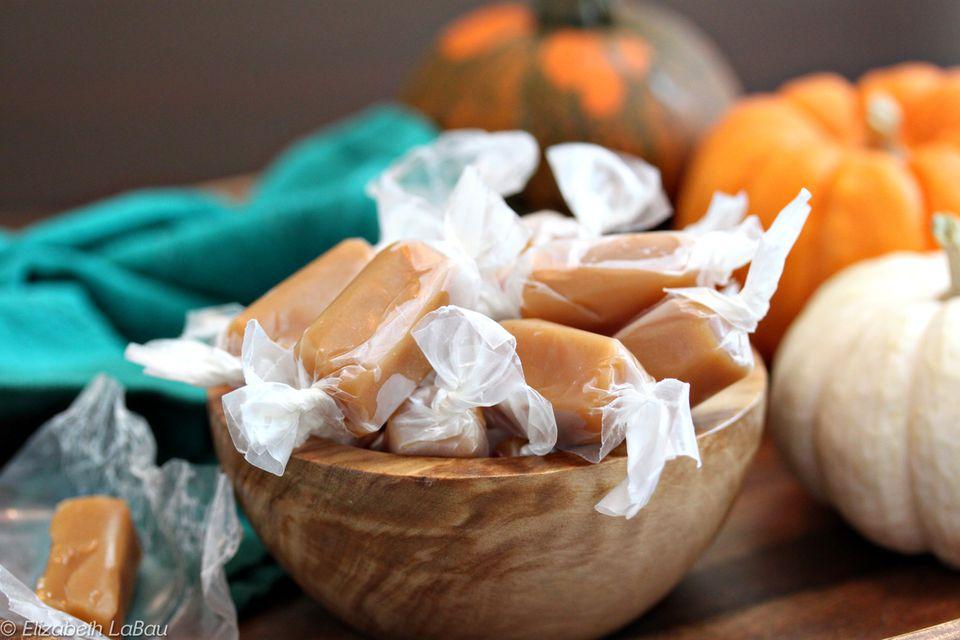 Autumn Caramels