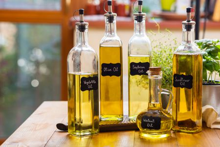 A Guide to Healthy Cooking Oils