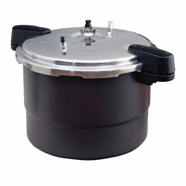 Granite Ware 0730-2 Pressure Canner/Cooker/Steamer, 20-Quart