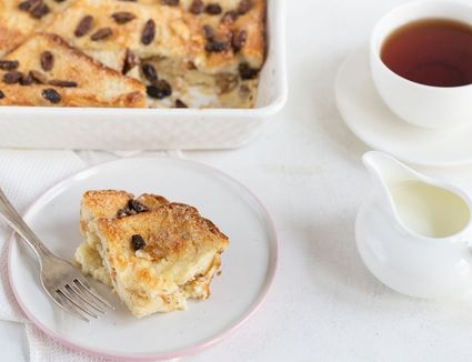 Easy Bread-and-Butter Pudding Recipe