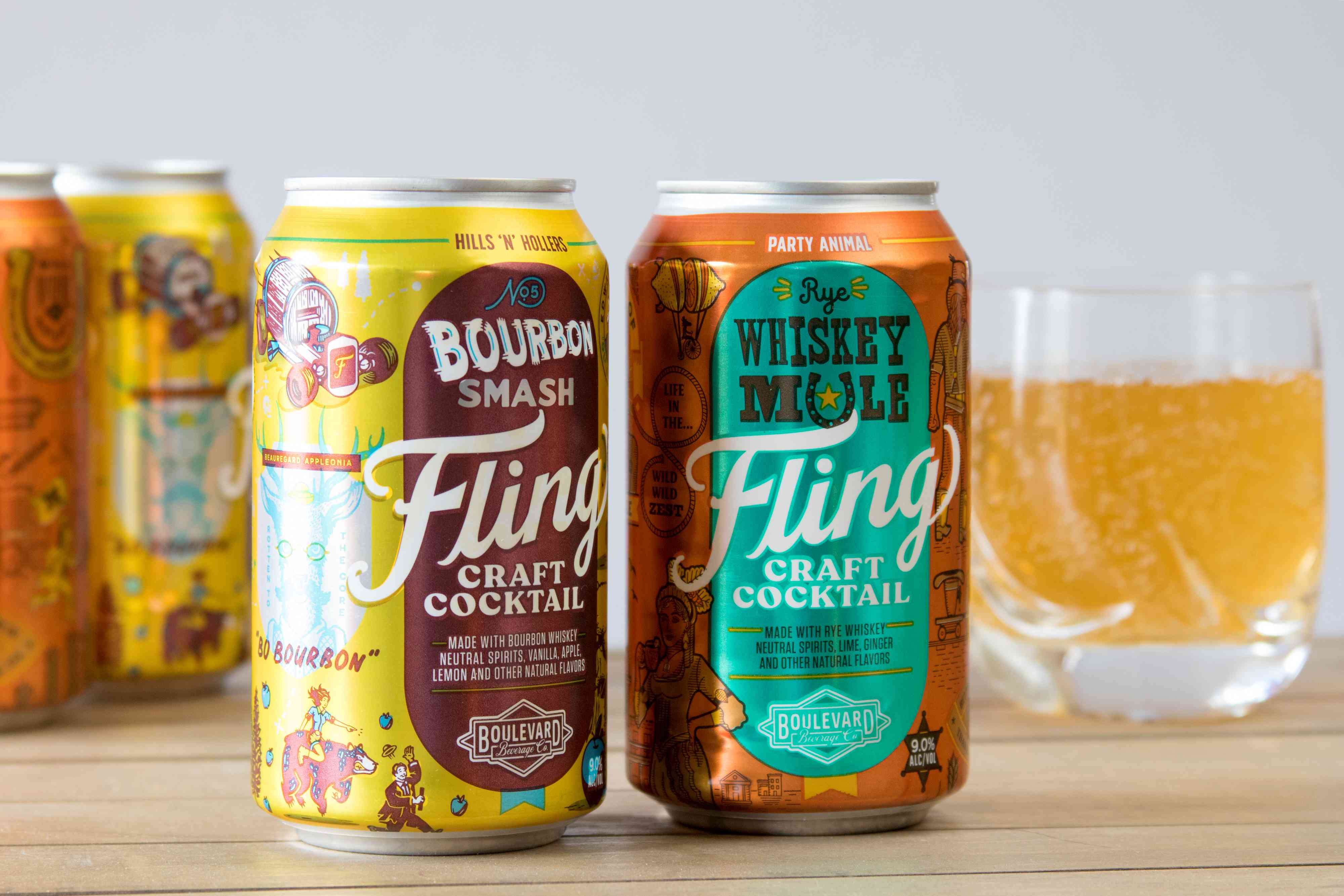 Fling Craft Cocktail by Boulevard Brewing Co.