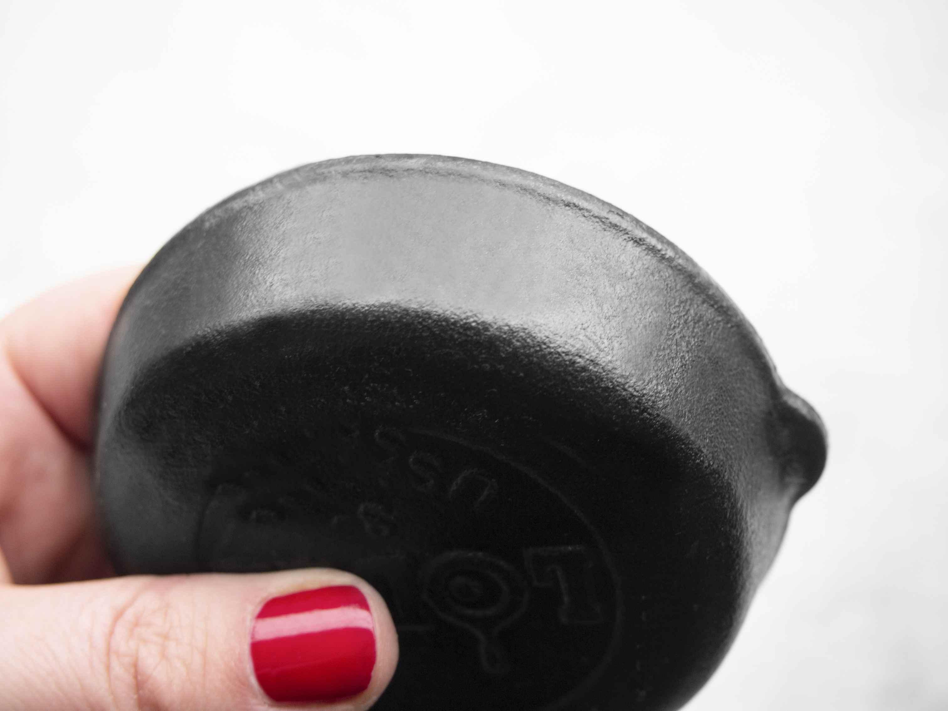 Lodge 3.5-Inch Mini Cast Iron Skillet