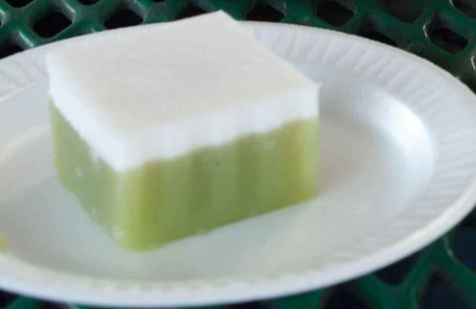 Sticky Rice Coconut Padan