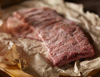 Salt and Pepper Spare Ribs
