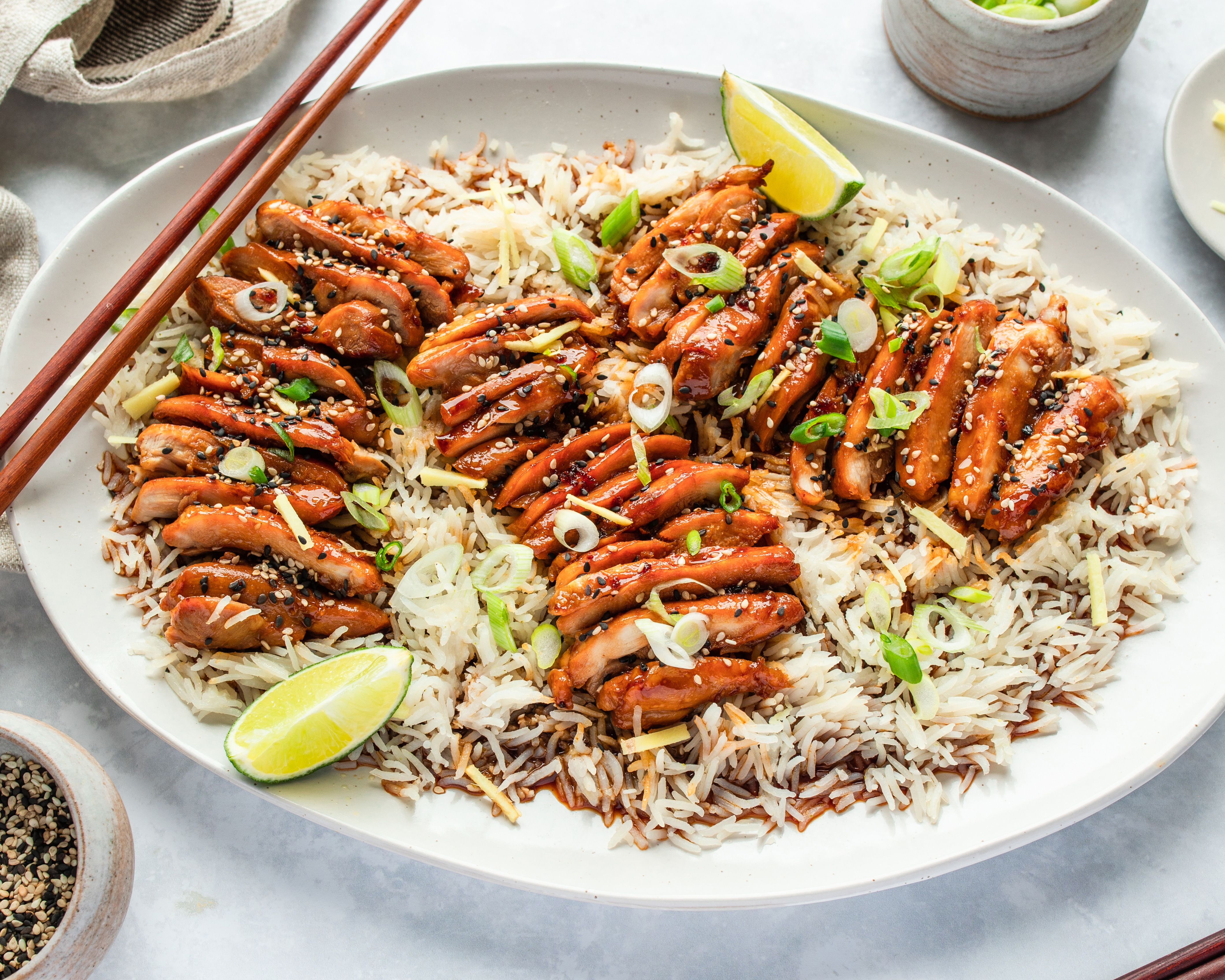 Easy Recipe for Delicious Japanese Restaurant Style Teriyaki Chicken