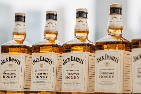 Jack Daniel's Tennessee Honey Whiskey Review