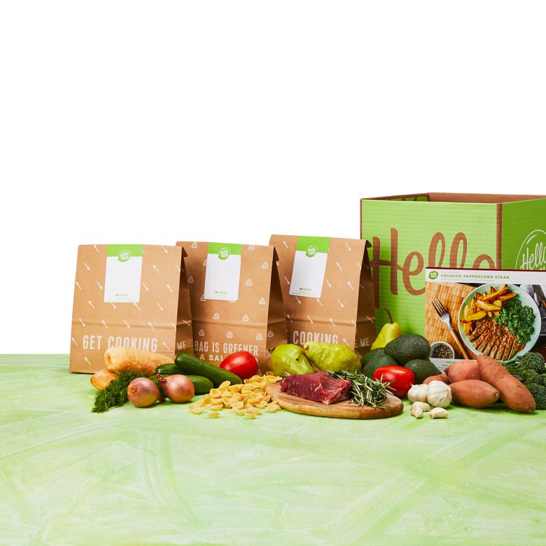 Hellofresh Meal Kit Delivery Service Amazon Refurbished