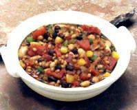 vegetarian wheat berry chili recipe