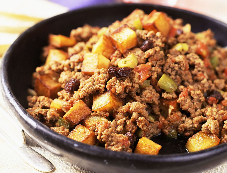 Picadillo mexican style picadillo is a dish enjoyed nearly everywhere in latin america melanie acevedogetty images forumfinder Choice Image