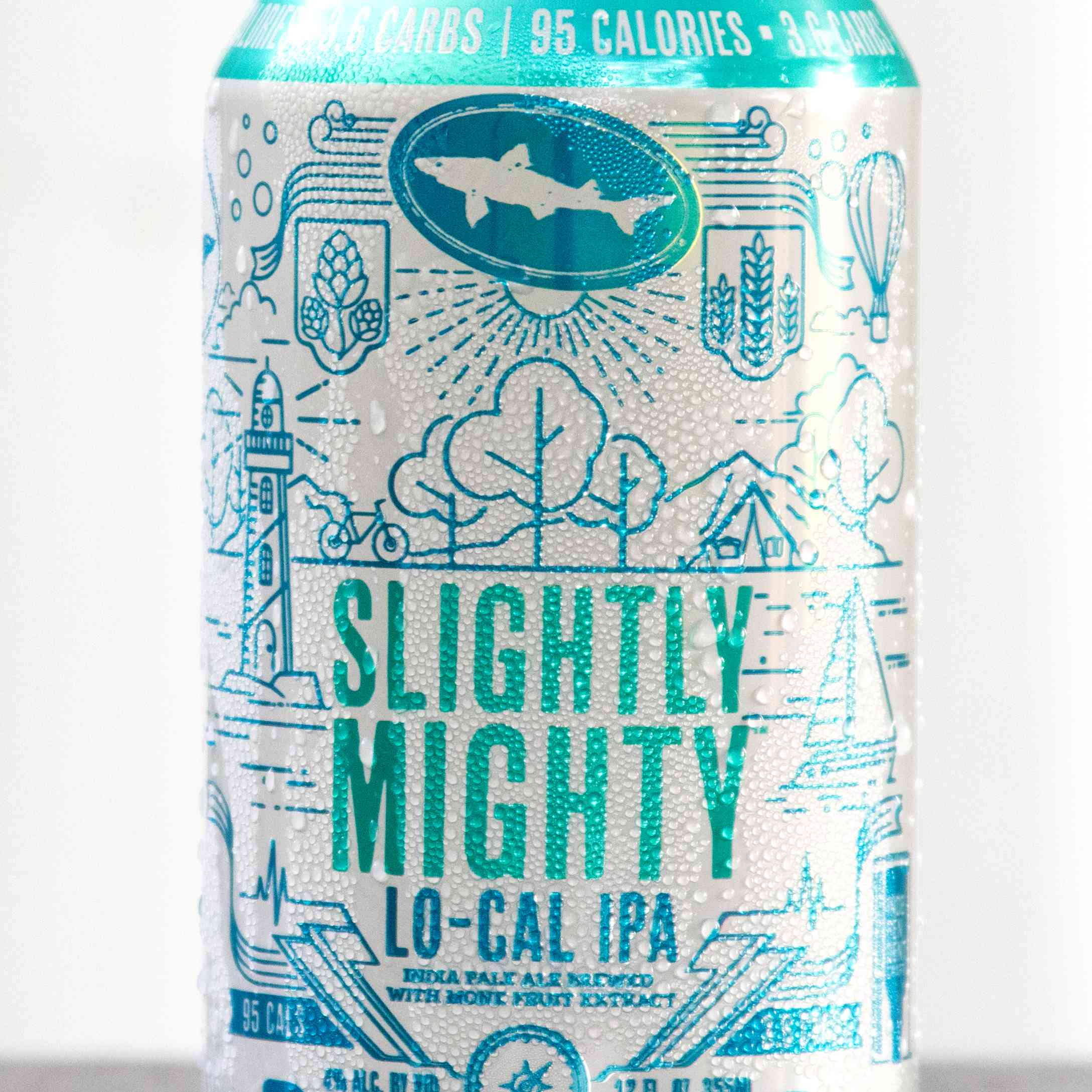 Dogfish Head Brewing's Slighty Mighty Beer