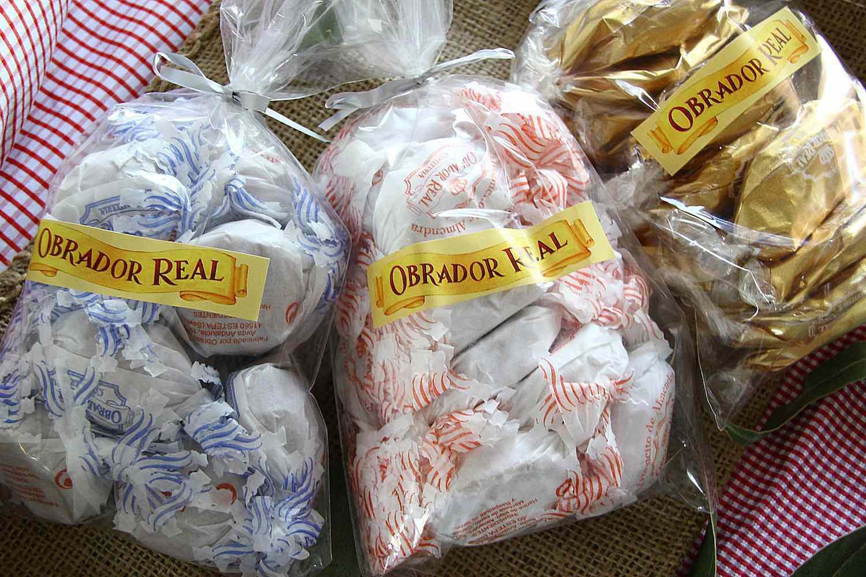Cookies In Spanish House Cookies