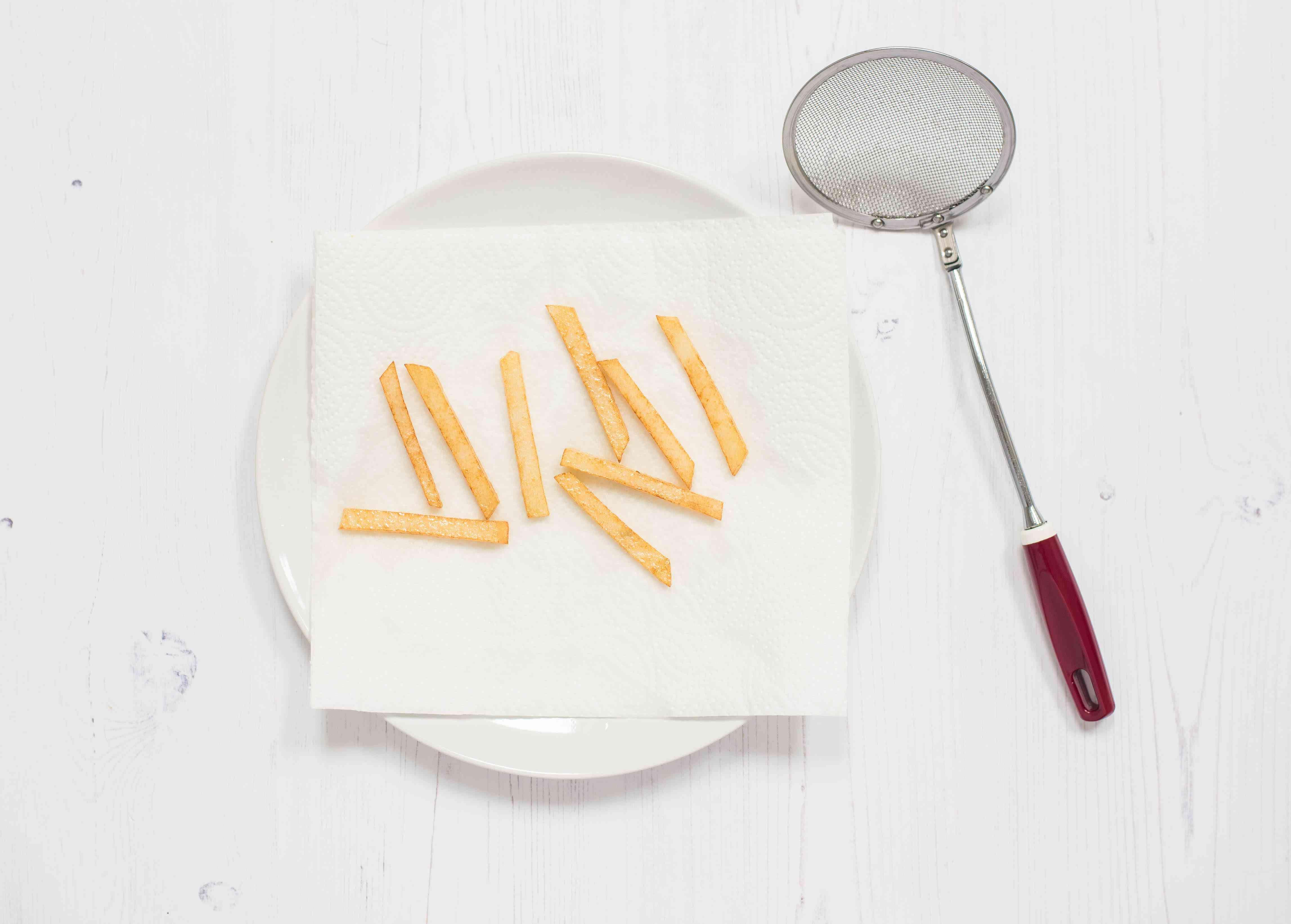 Turn fries