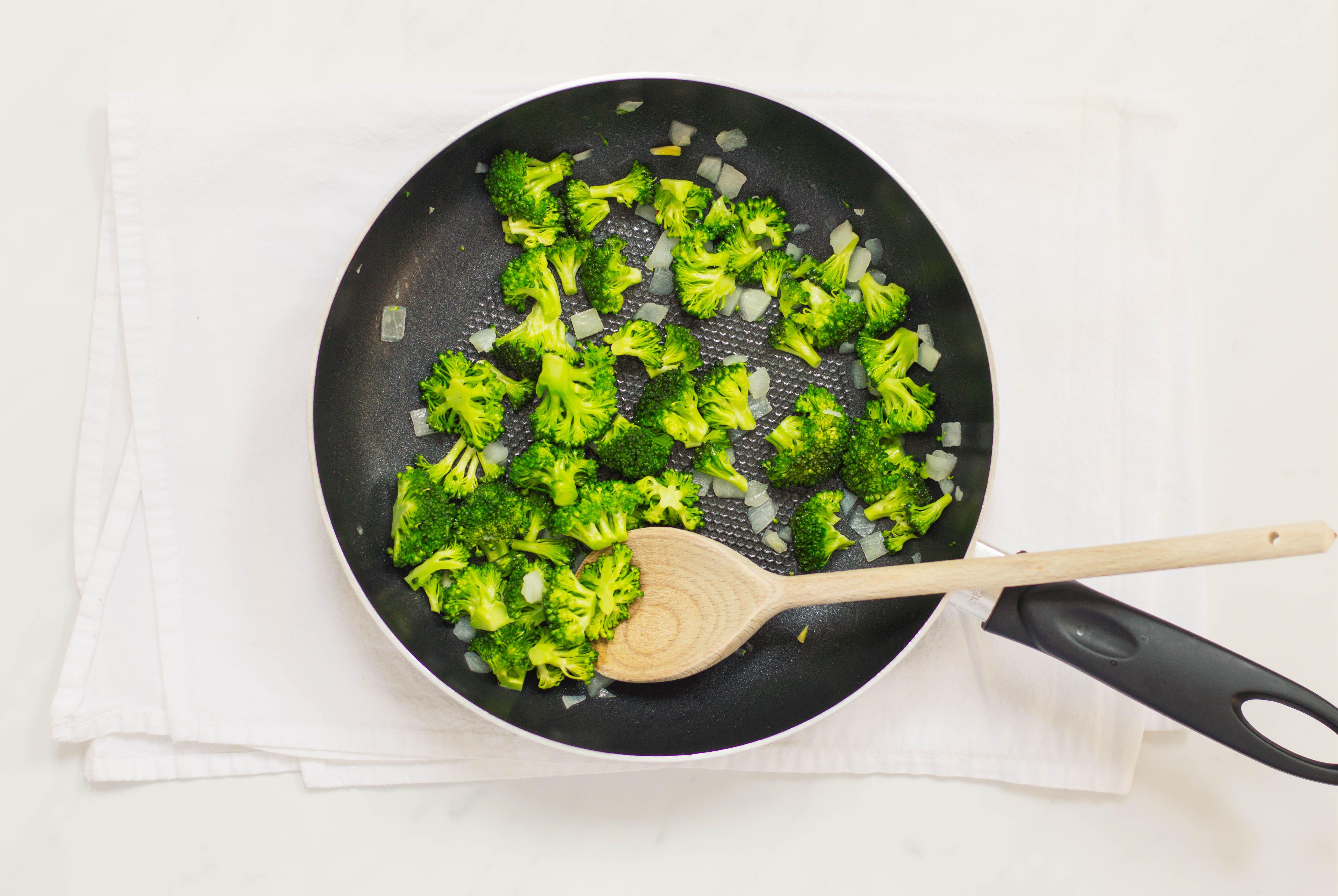 Turkey and Broccoli Quiche Recipe