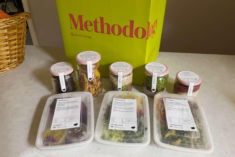 Methodology meals in packaging