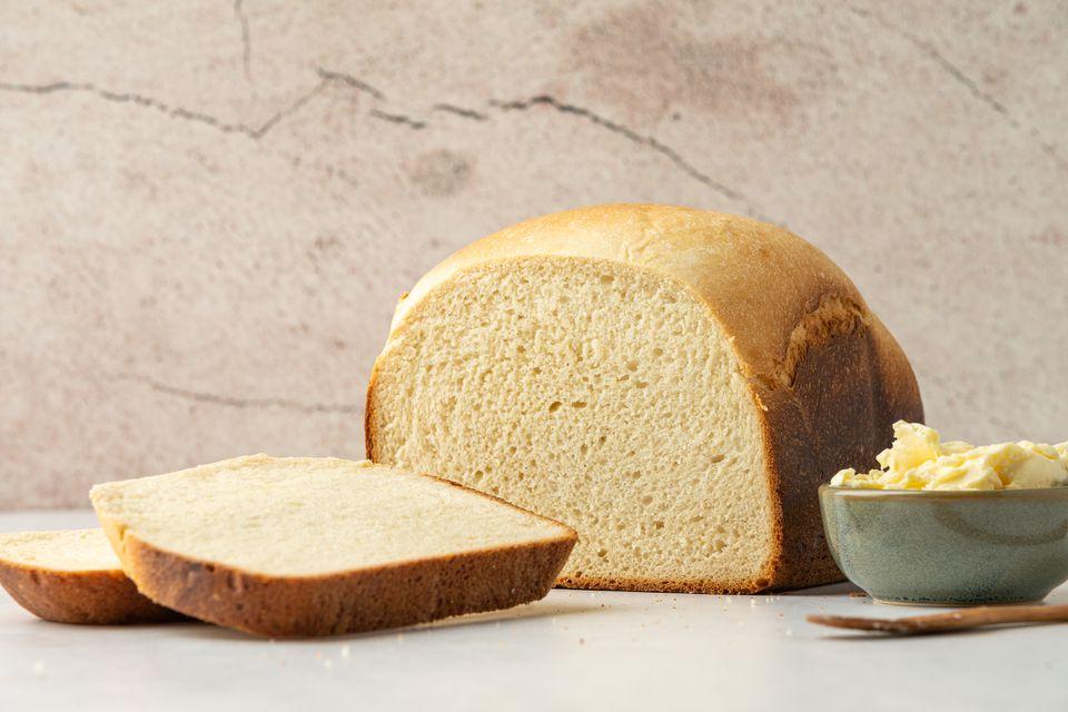 Bread Machine Milk and Honey Bread