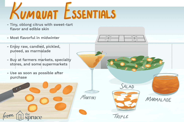 what are kumquats