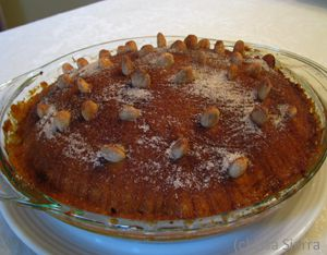 Arnadi de Calabaza - Easy Spanish Pumpkin Dessert
