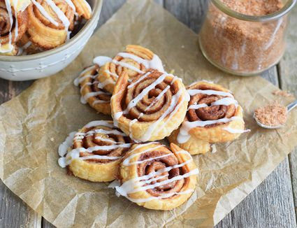 Pie Crust Cookies recipe