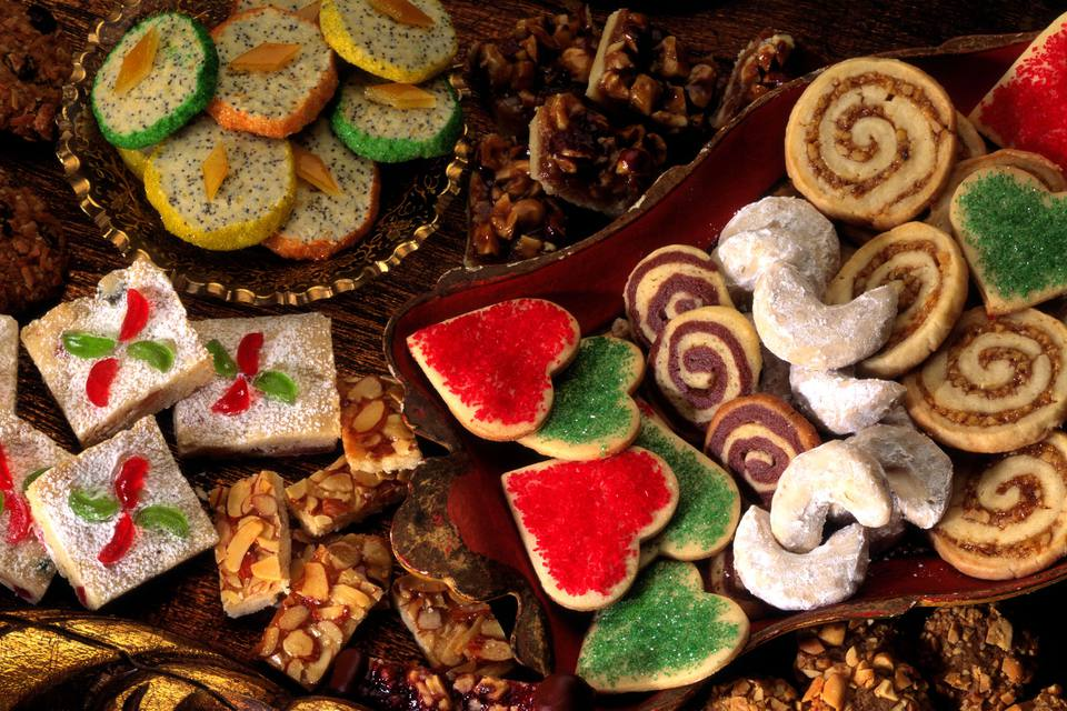 pinwheel cookies and more