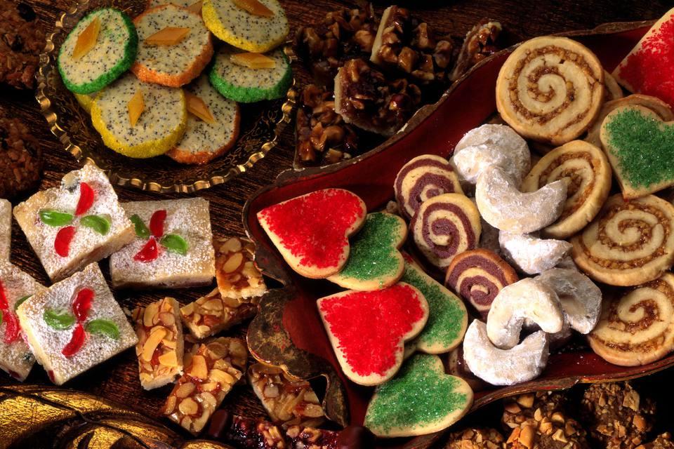pinwheel cookies and more
