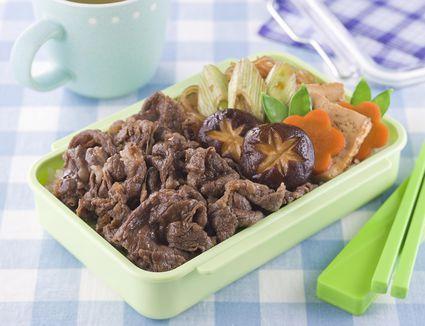 Beef Sukiyaki on the Grill