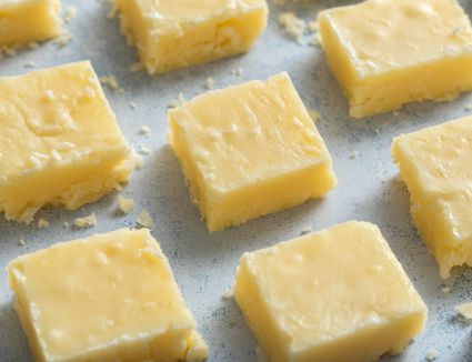 Old Fashioned Fudge With Shredded Coconut