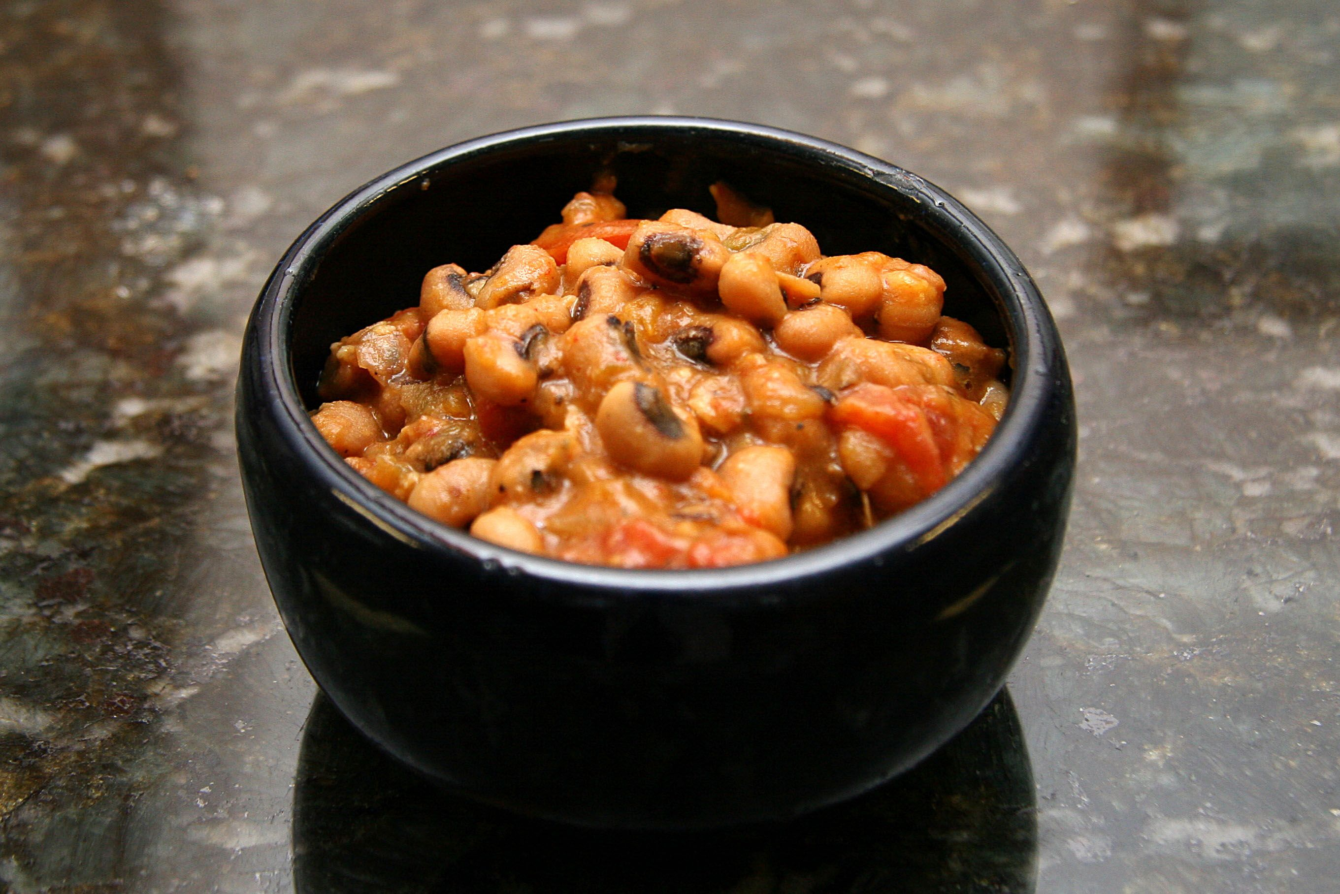 Crock Pot Fresh Black-Eyed Peas With Bacon