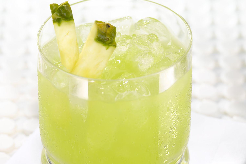 Maestro Dobel Tequila's Spicy Pina Cocktail