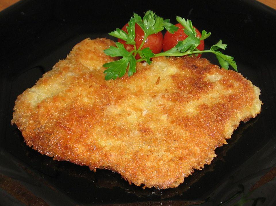 Polish Breaded Pork Cutlets - Kotlety Schabowe