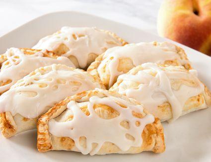 Peach Cobbler Hand Pies