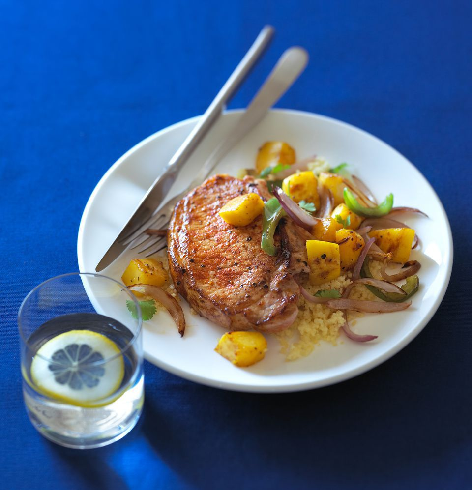 Paprika Pork Chops