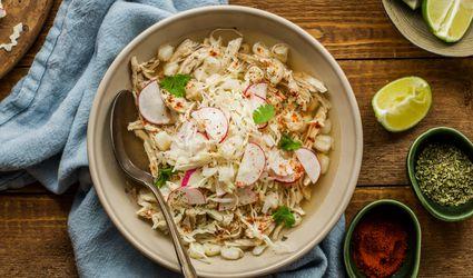 Chicken Pozole recipe
