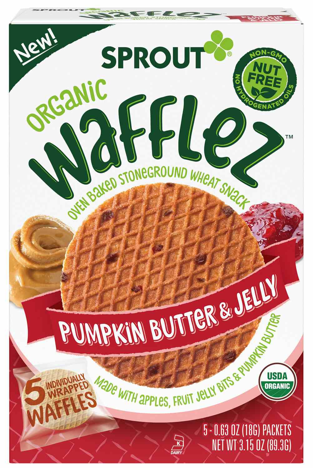 Sprout Wafflez