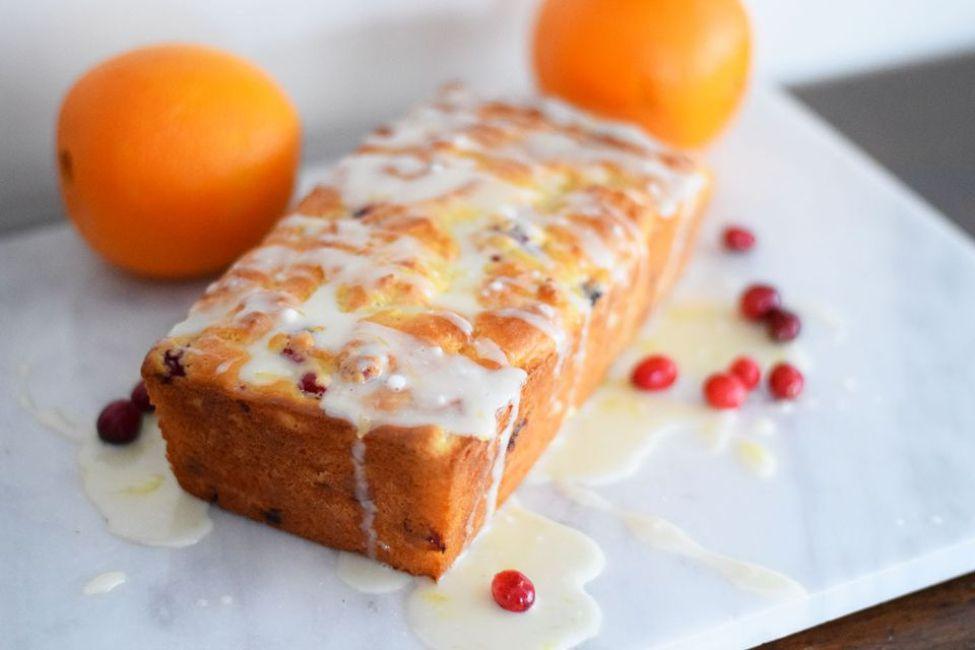 Orange Sage Bread