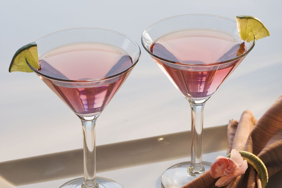 Cherry Blossom TIni Cocktail Recipe