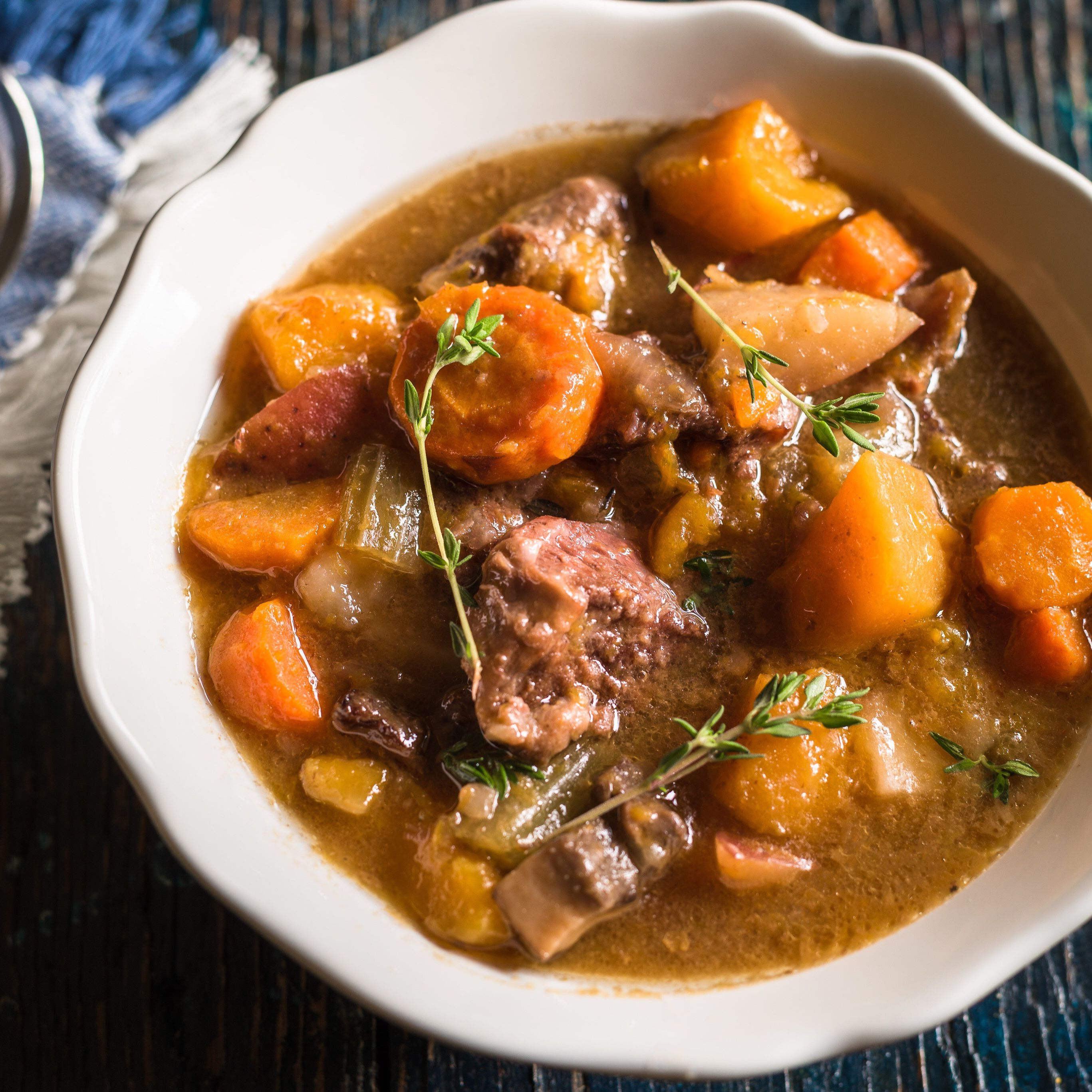 Bavarian Hunter S Beef Stew Recipe