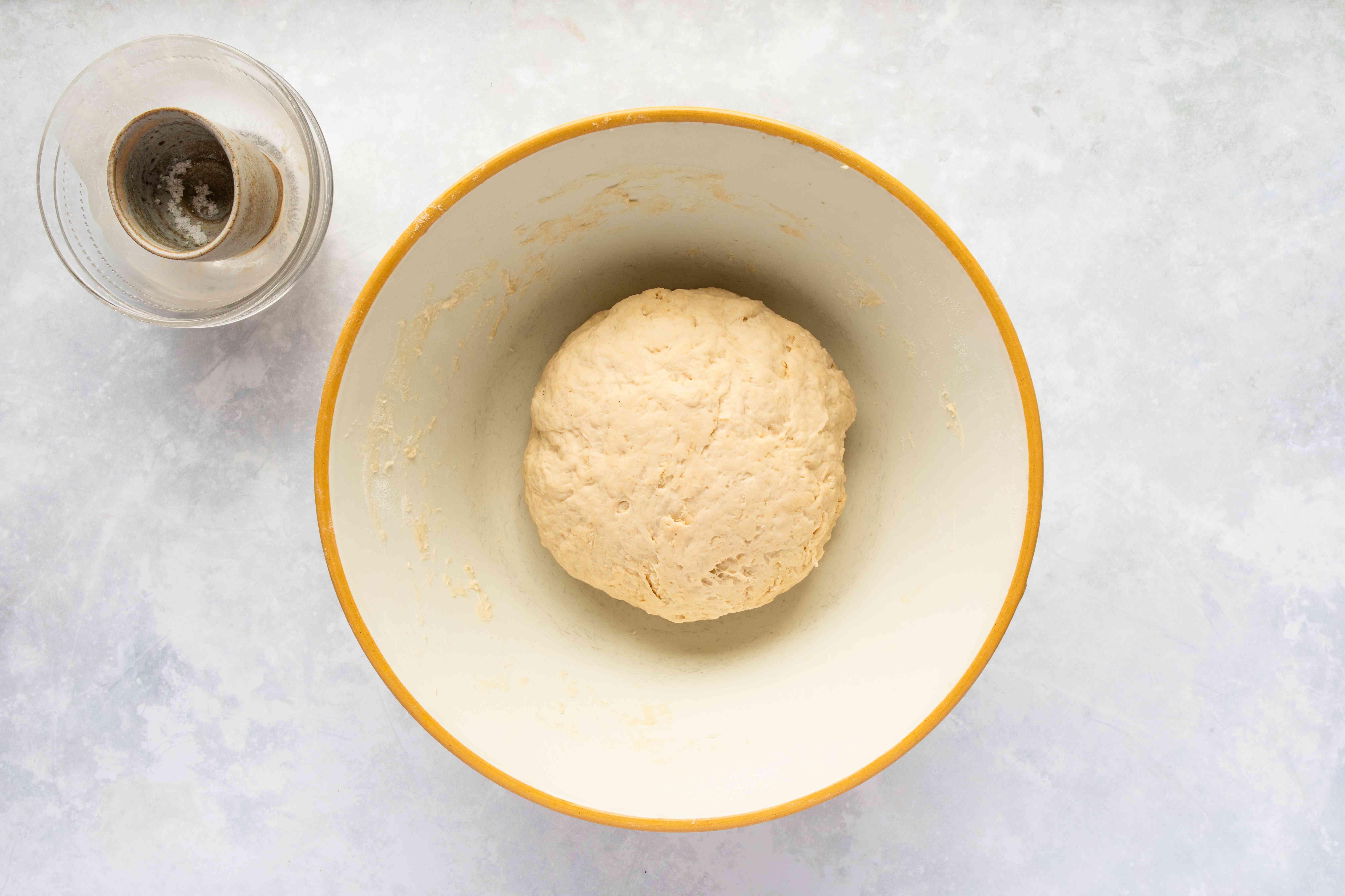 Measure flour