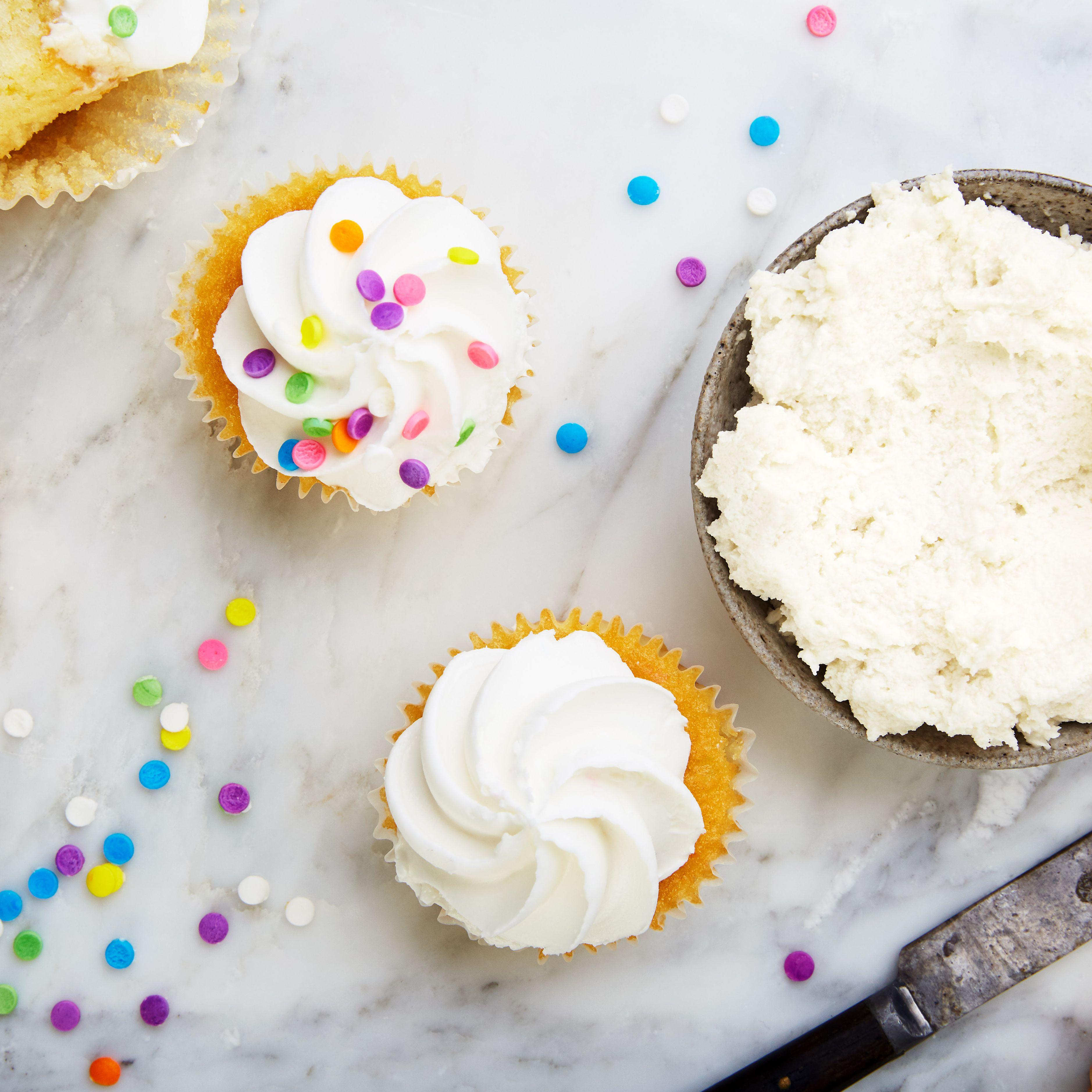Vegan Vanilla Frosting Recipe