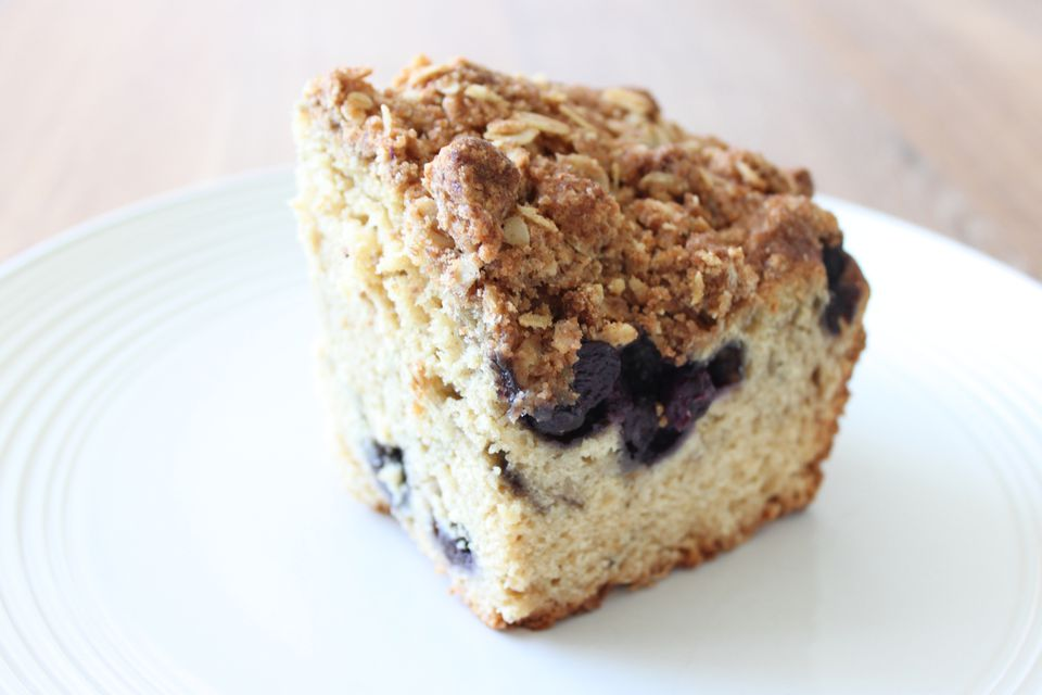 Ricotta Coffee Cake