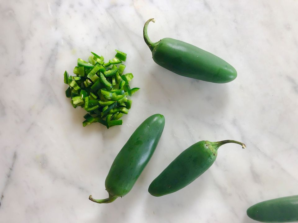 Jalapenos, Whole and Chopped