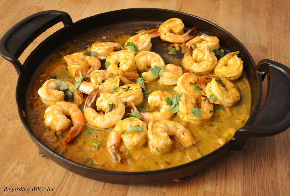 barbecue shrimp, new orleans