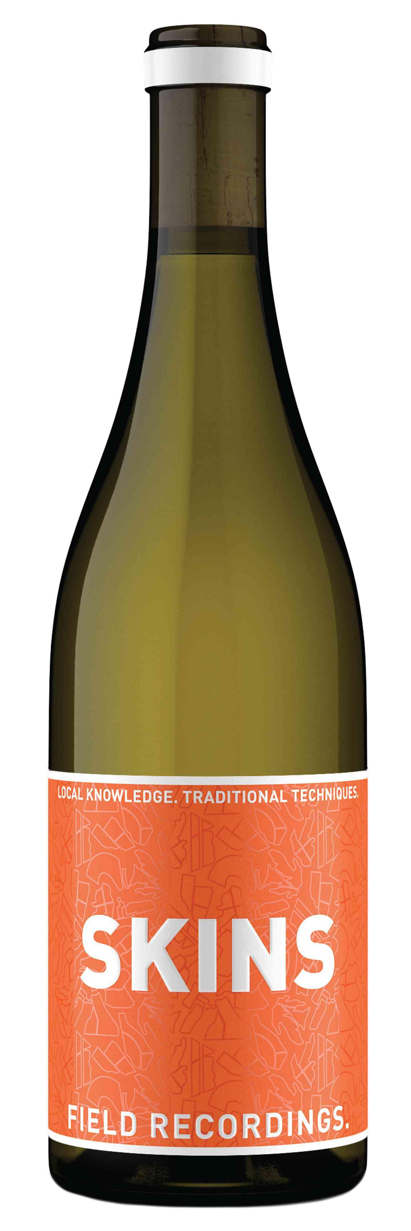 skins orange wine