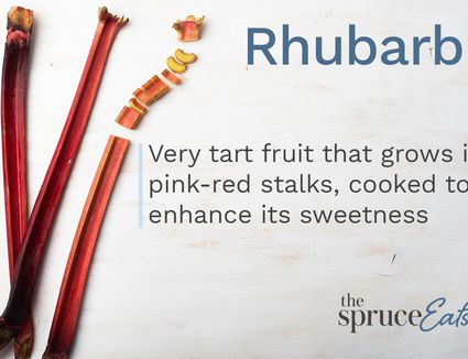 what is rhubarb