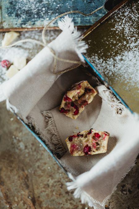 Homemade Fresh Apple Cranberry Cake Recipe