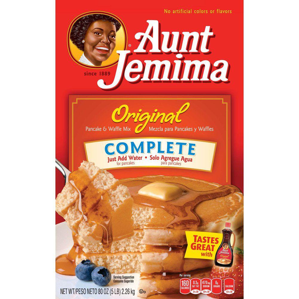 Aunt Jemima Original Complete Pancake and Waffle Mix