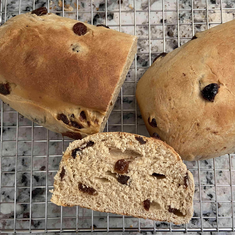 Raisin Bread Tester Image