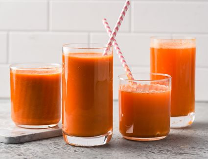Delicious Juice Recipe With Turmeric