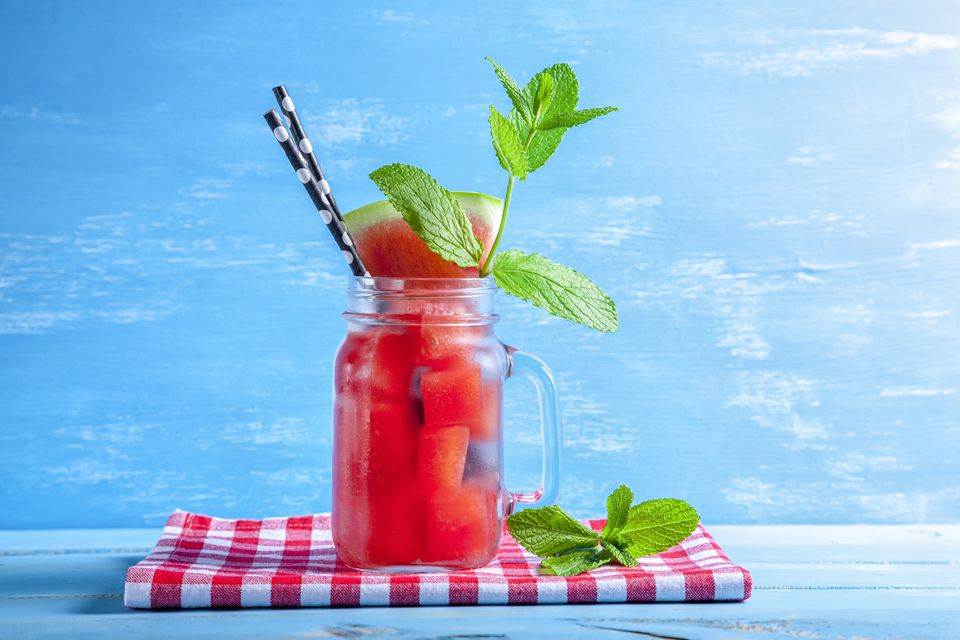 Learn how to make watermelon vodka