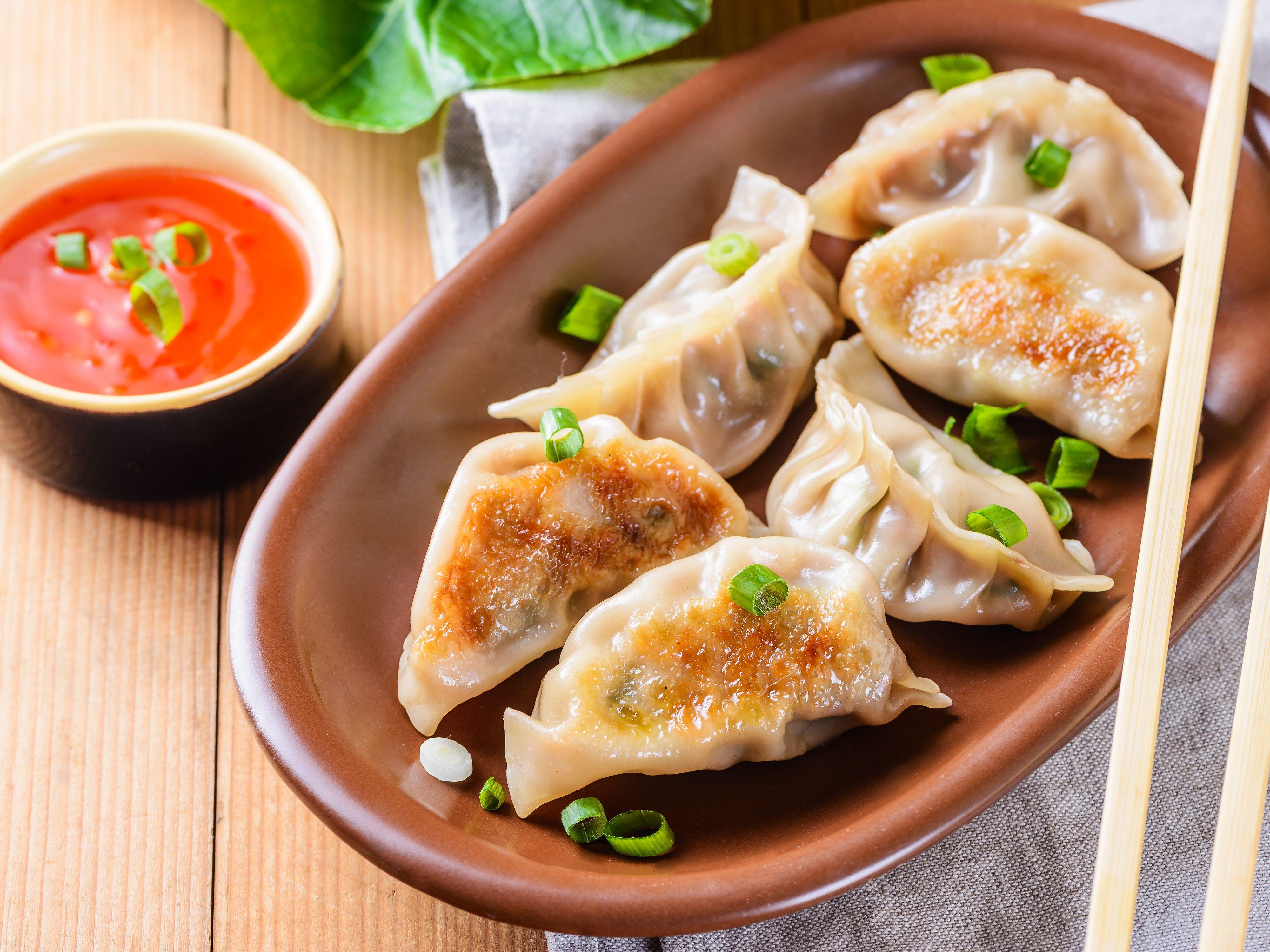 Chinese Pan Fried Dumpling Recipe