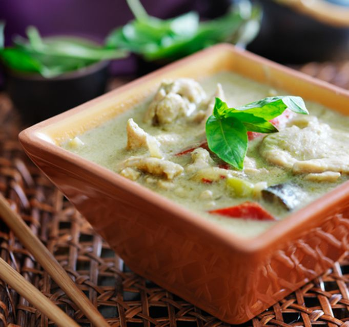 Classic Thai Green Curry